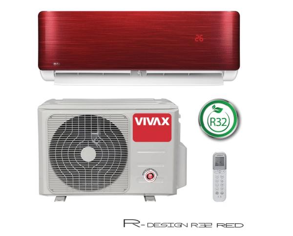 VIVAX ACP-12CH35AERI-RED R design