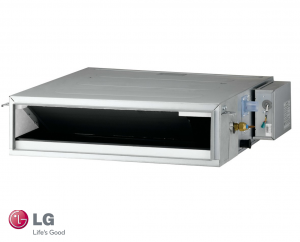 Канален инверторен климатик LG CBL-нисконапорен