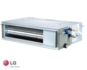 Канален нисконапорен климатик LG