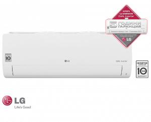 Инверторен климатик LG S09ER DUAL Inverter