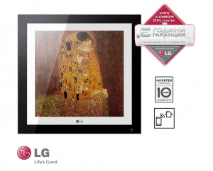 Инверторен климатик LG A12FT ARTCOOL GALLERY
