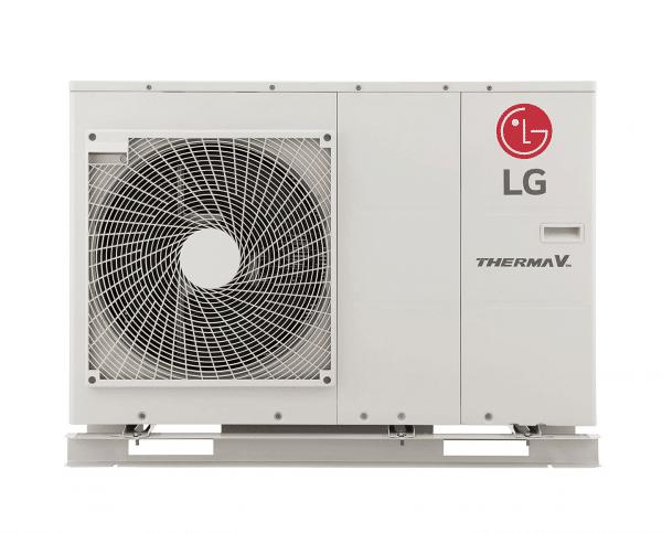 Термопомпа въздух-вода (моноблок) LG THERMA V