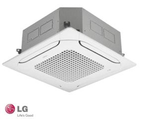 Касетъчен климатик LG