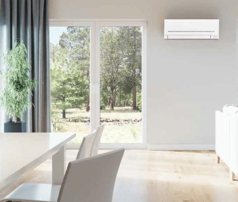 Инверторен климатик Mitsubishi Electric MSZ-AP35VGK/MUZ-AP35VG